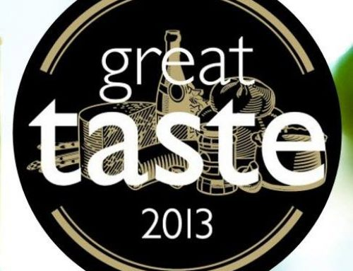 Greenbean Wins Great Taste Award 2013