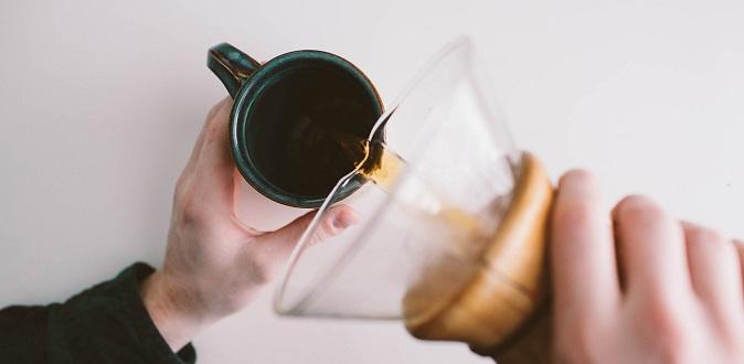 Cold brew coffee photo by Joe St Pierre