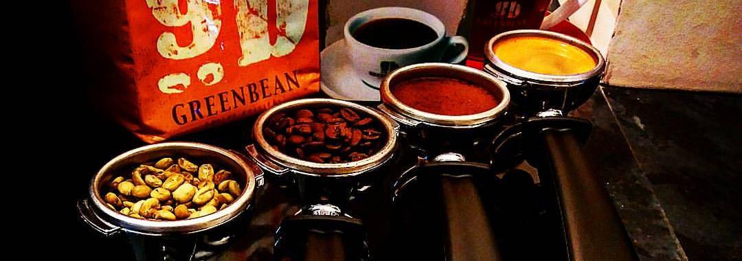 Best coffee Greenbean Coffee Roasters
