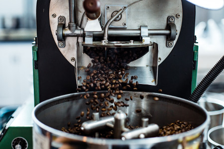 coffee roaster small batch