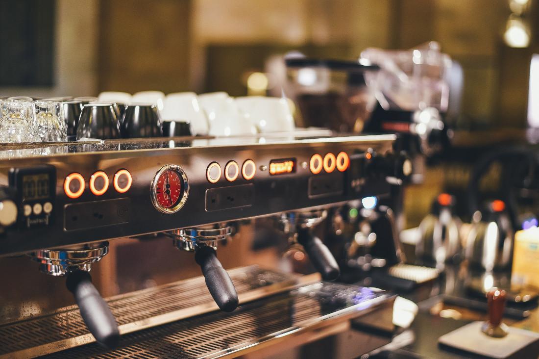 buy coffee beans machine
