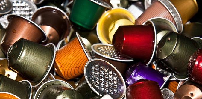 Coffee pods Hamburg bans coffee capsules.