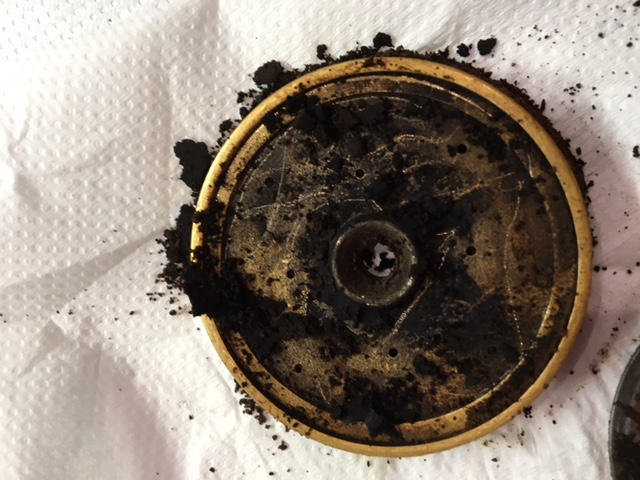 Coffee machine importance of cleaning