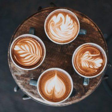 Best coffee Greenbean Latte