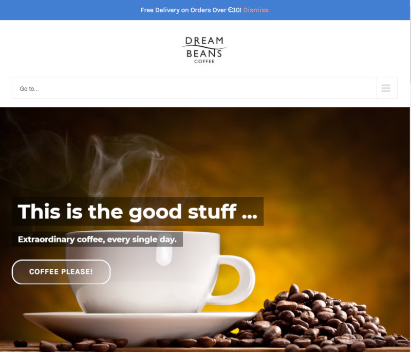 buy coffee beans online dreambeans coffee